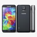 Samsung Galaxy S5 3D models