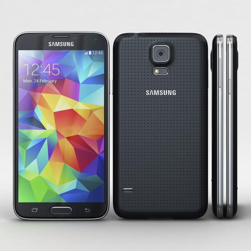 3ds samsung galaxy s5 black