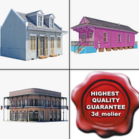 New Orleans Homes Collection