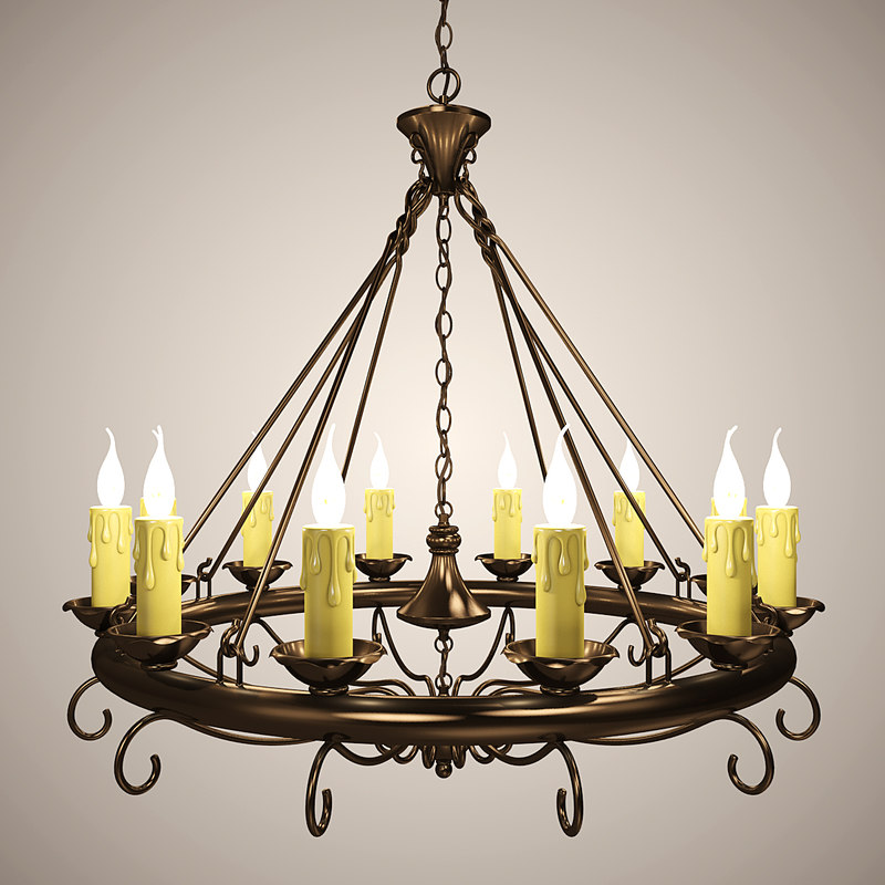 max classic chandelier lights