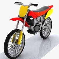 Cartoon Motocross 1