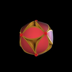 chinese ball 3d model
