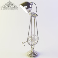 lamp kingsbridge 3d model