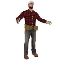 Handyman Worker 1
