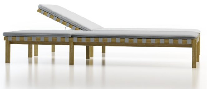 3d lounger estrel model