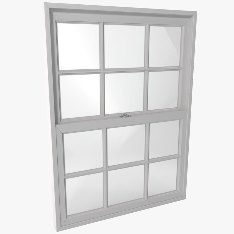 double hung window max