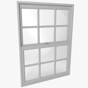double hung window max