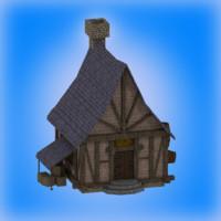 Medieval Fantasy Home