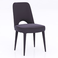 martin chair art 3d 3ds