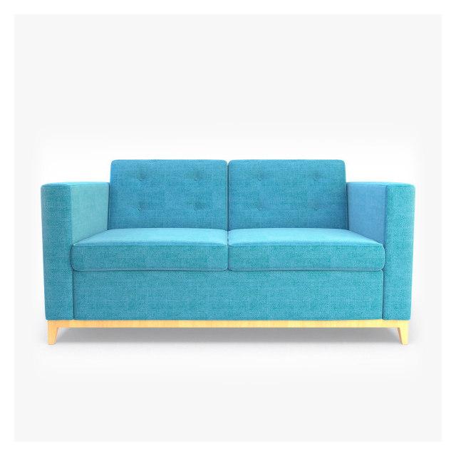 3d sofa realistic