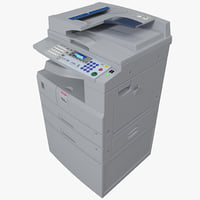 Photocopier Ricoh Aficio MP 2000