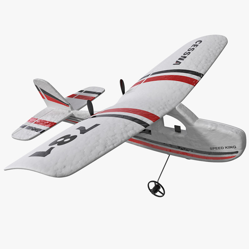 3d remote control airplane cessna