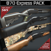 max pack remington 870 express