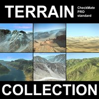 Terrain Collection 4