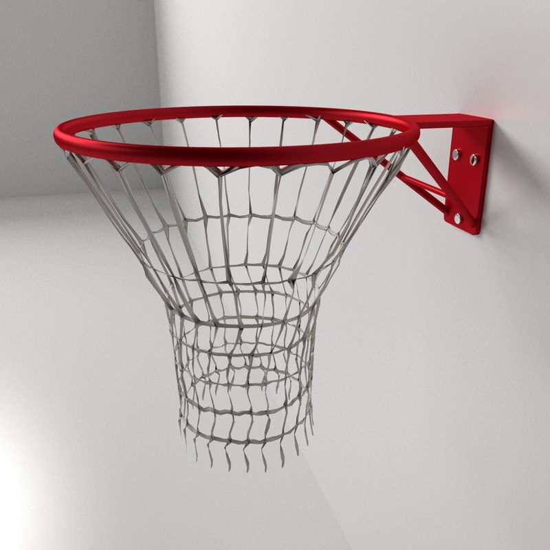 basketball hoop 3d 3ds