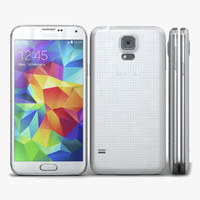 samsung galaxy s5 white 3ds