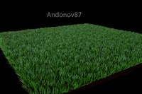 3ds grass