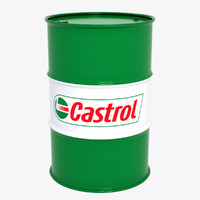 Barrel Castrol