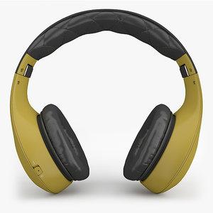 3d soul headphones ludacris model