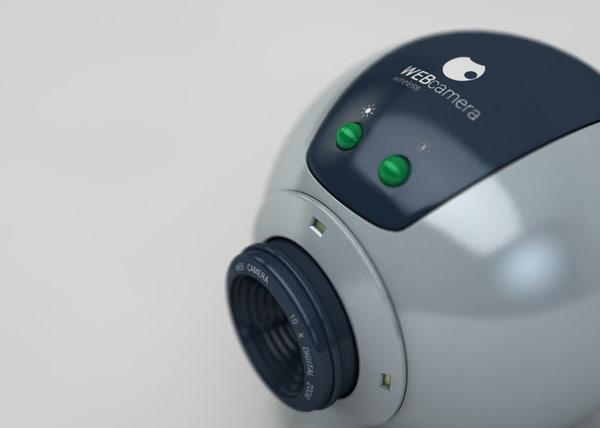 3d web camera