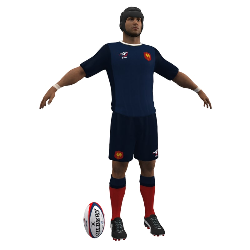 max rugby player
