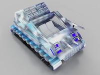 3ds vehicle tank