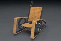 Dynamo rocking chair