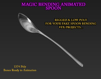 free max mode spoon vfx projects