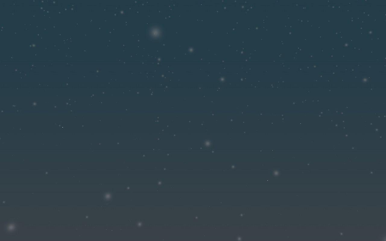 3d realistic snow model