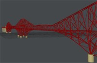 Forth of Firth Railway Bridge
