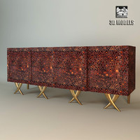 3d christopher guy sideboard