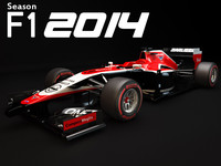 Marussia MR03 2014