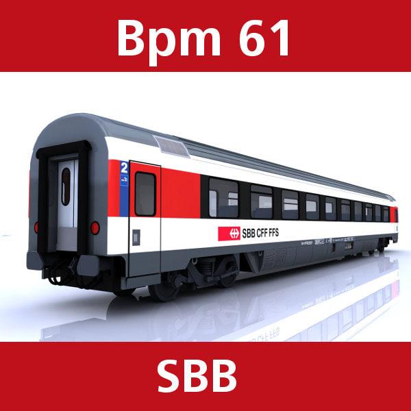 3ds bpm 61 passenger