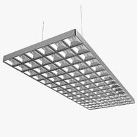 architectural light 3d model