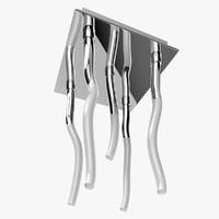 3d model architectural light