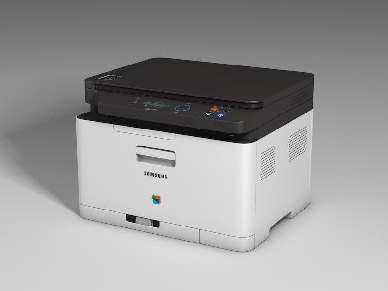 samsung nfc printer c4d