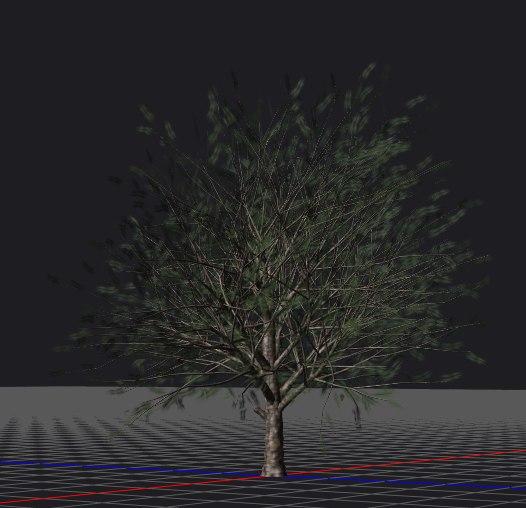 fbx hd tree