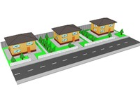 3d max neighborhood