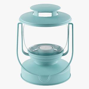 decorative lantern 3d 3ds