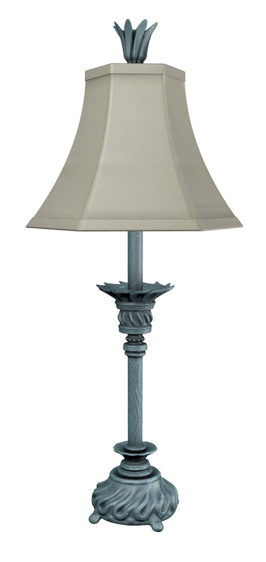 obj decorative lamp distressed