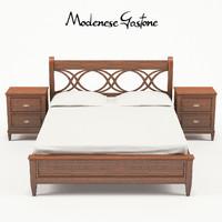 3d modenese gastone art 5288 model
