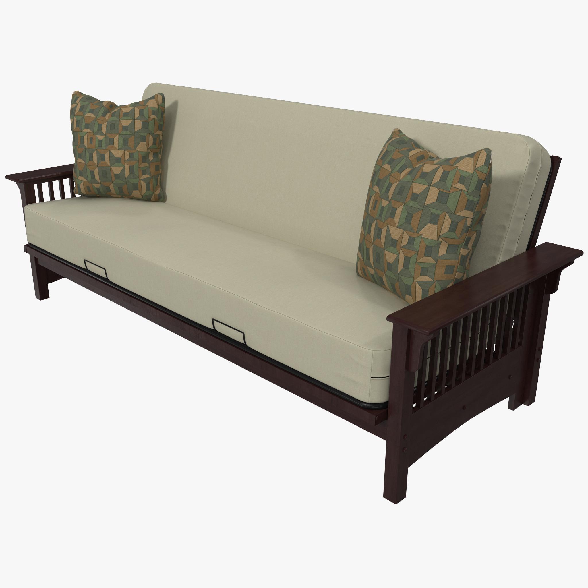 sofa elite products santa 3d model