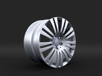 Mercedes Rim R31 17 inches