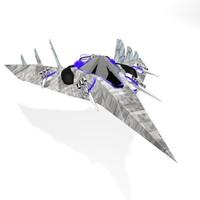 Alien air-craft