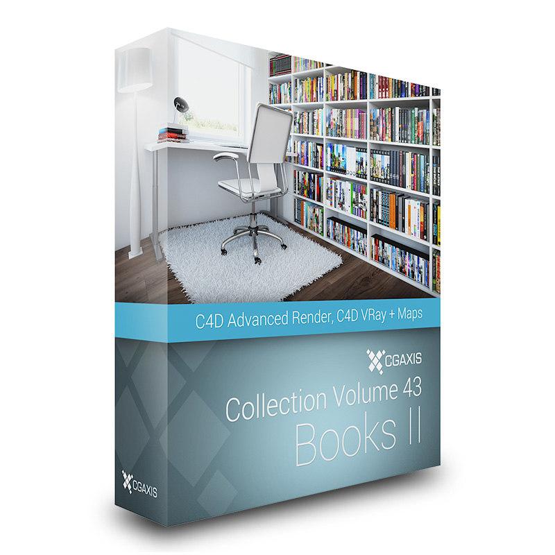 cinema4d volume 43 books ii