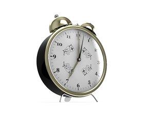 3d clock rigg