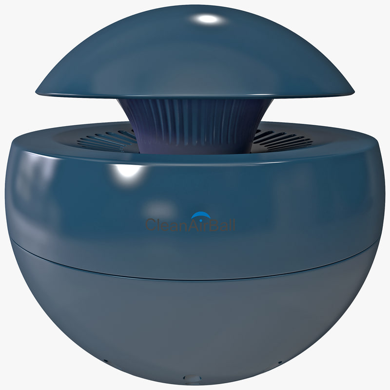 cleanairball air purifier cleaning 3ds