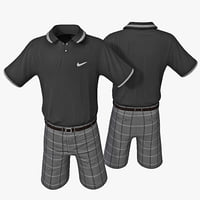 Golf Clothes 3