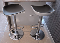 3ds bar stool chair