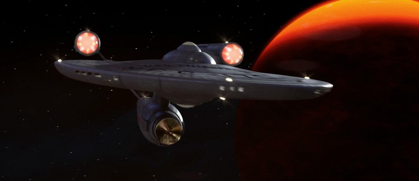 ma starship enterprise
